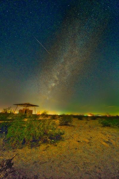 Desert Night Light