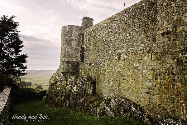 Harlach Castle, Wales, United Kingdom