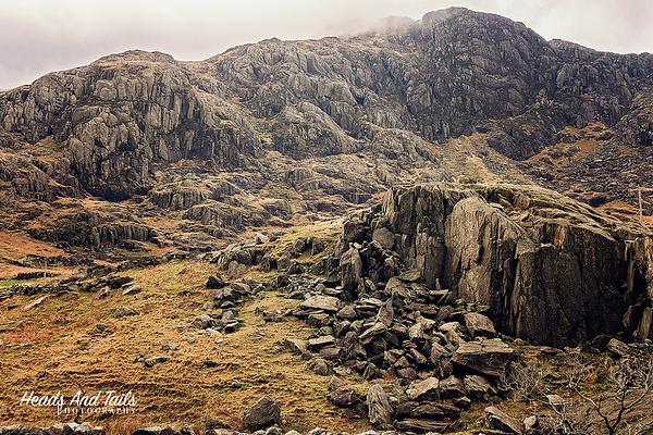 Rocky Cliff, Wales, United Kingdom
