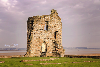 Flint Castle, Wales, United Kingdom