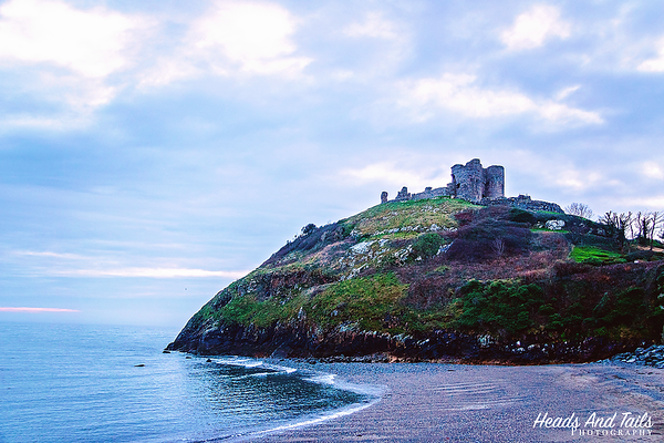 6 Criccieth Castle, Wales, United Kingdom