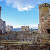 3 Conwy Castle, Wales, United Kingdom