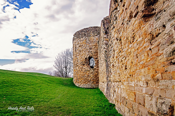 13 Flint Castle, Wales, United Kingdom