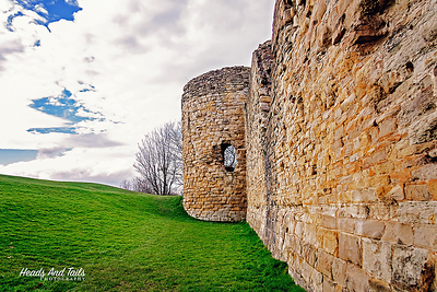 13 Flint Castle, Wales, United Kingdom