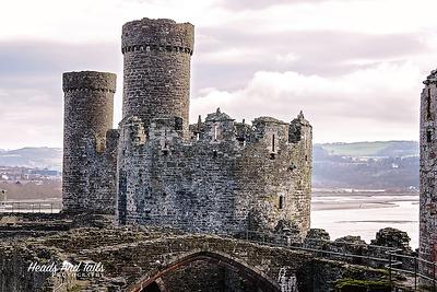 5 Conwy Castle, United Kingdom, UK