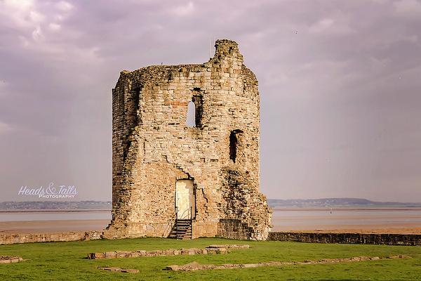 11 Flint Castle, Wales, United Kingdom