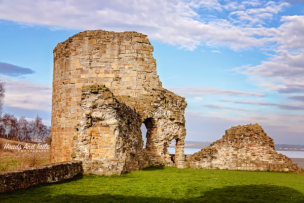12 Flint Castle, Wales, United Kingdom