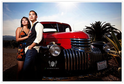 Trung & Van Engagment Shoot