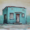 Agave House 11x14 Acrylic