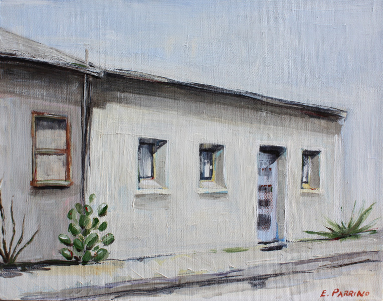 TucsonRowHouses.11x14.2011 SOLD