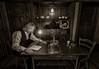 The Photographer in His Studio