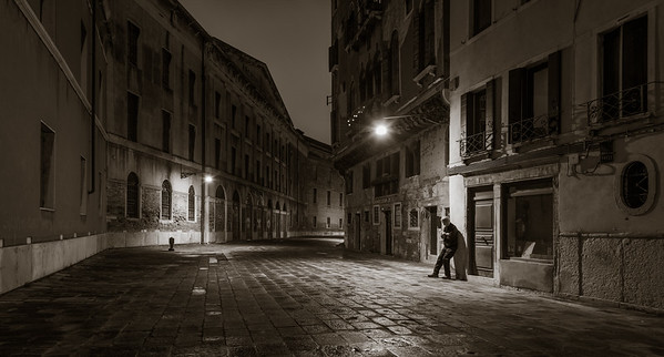 A Lonely Night in Venice