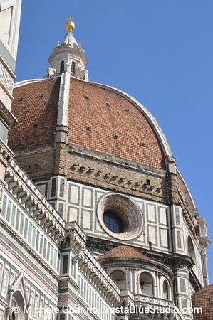 Dome of the Duomo in Florence