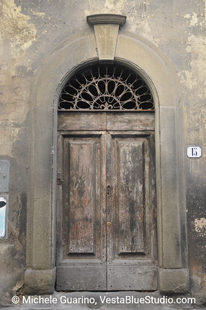 Tuscany Wooden Door 15