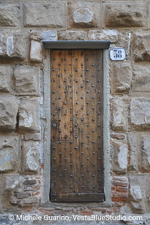 Tuscany Rivoted Door 38