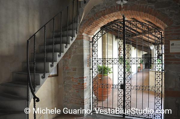 Fiesole Convent Gate