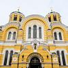 KIEV. ST. VOLODYMYR'S CATHEDRAL.