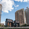 NEW YORK CITY. LONG ISLAND CITY. GANTRIES.