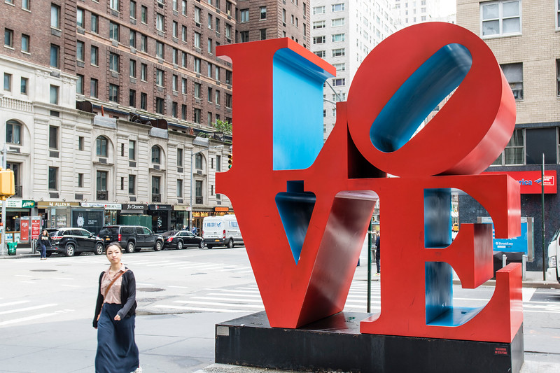NEW YORK CITY. MANHATTAN.