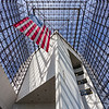 JFK Library in Boston, Massachusetts, USA