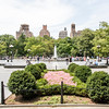 NEW YORK CITY. MANHATTAN. WASHINGTON SQUARE PARK.