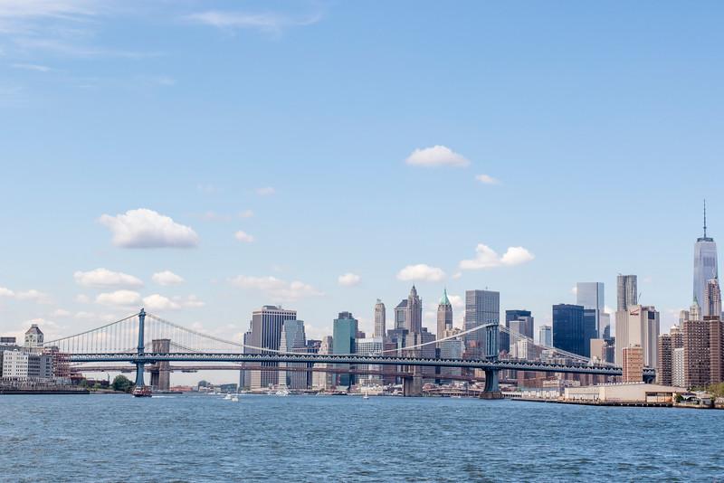 NEW YORK CITY. EAST RIVER.