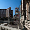 LAS VEGAS. NEVADA. THE VENETIAN & TREASURE ISLAND CASINO & HOTEL.