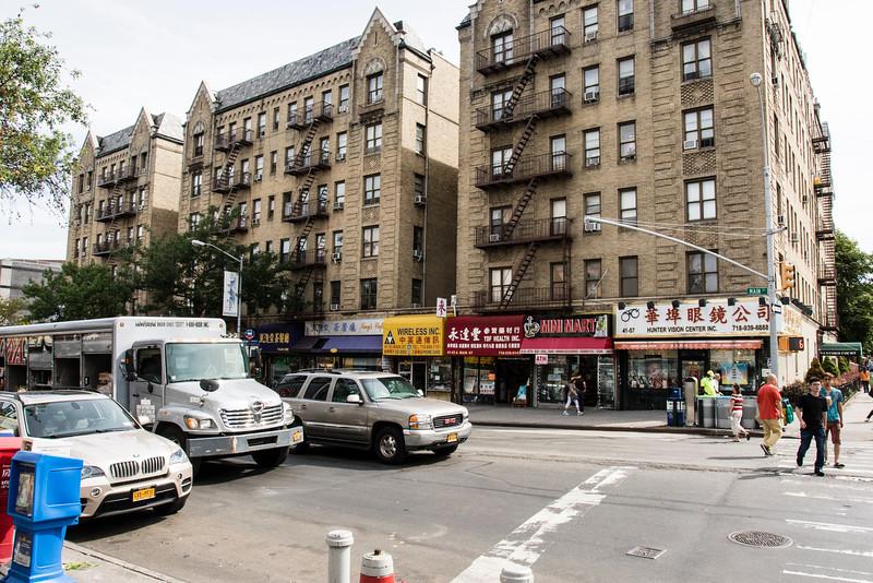 NEW YORK CITY. QUEENS. FLUSHING.
