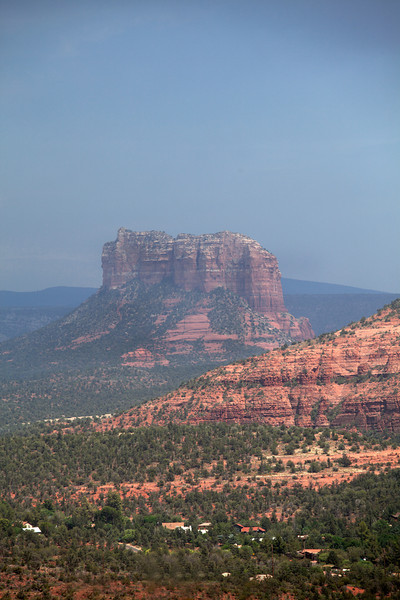 SEDONA. ARIZONA. USA. CATHEDRAL ROCK. [3]
