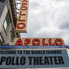 NEW YORK CITY. MANHATTAN. HARLEM. APOLLO THEATER.