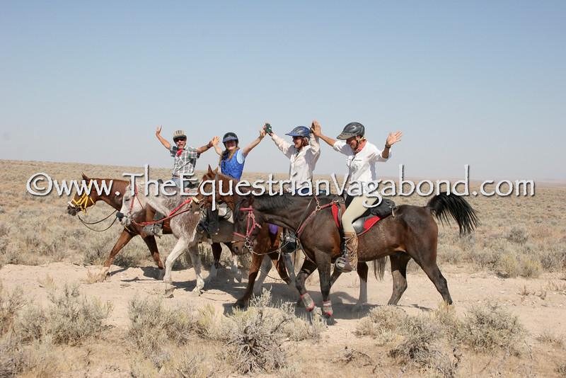 Owyhee Canyonlands - DHRE-5335C Endurance Ride