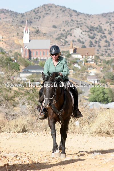 Virginia City 100 - DHRE-5284B Endurance Ride