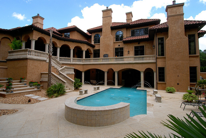 Glen Eagles Tuscan Villa<br /> Charlotte, NC