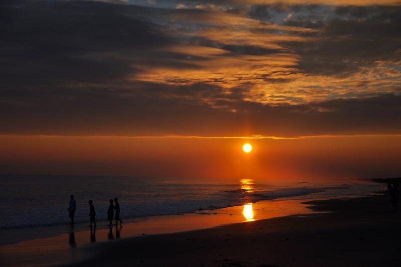 Carolina Ocean Sunset