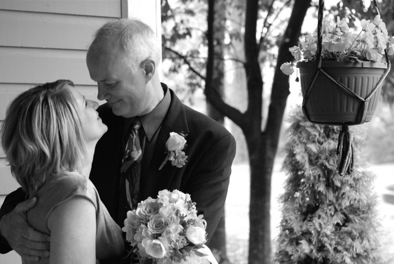 Nancy and Craig Matthews Wedding