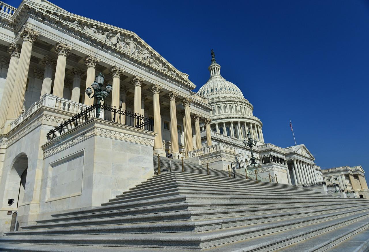 US Capitol Building, Washington DC, United States