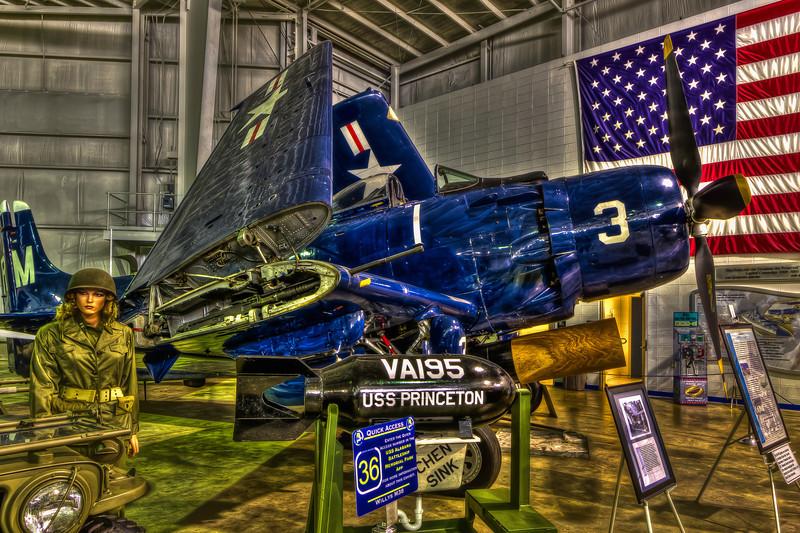 AD-4N Douglas Skyraider