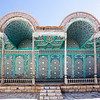 MOHIHOSA. EMIR'S PALACE. BUKHARA. BUXORO.