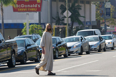 Sunset Boulevard Jesus