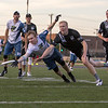 AUDL Madison Radicals v Minnesota Wind Chill Ultimate at Sea Foam Stadium in St. Paul on 12 June 2015