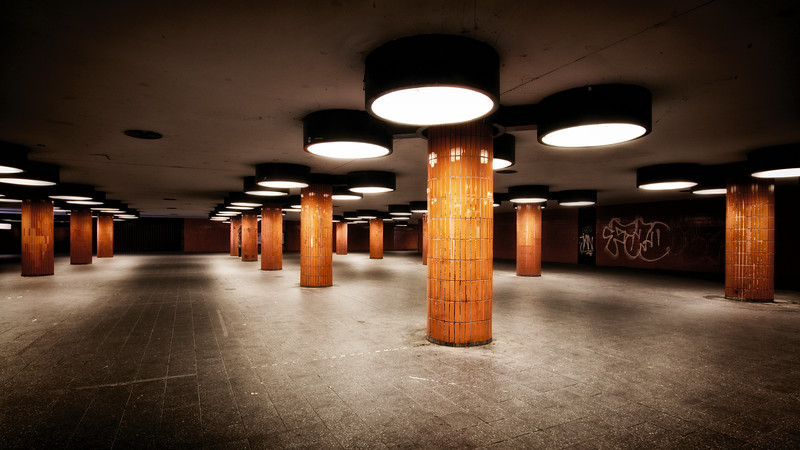 From the Series: Architecture of the Underground