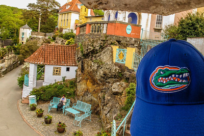 It is a GATOR Nation.  Portmeirion  , Wales