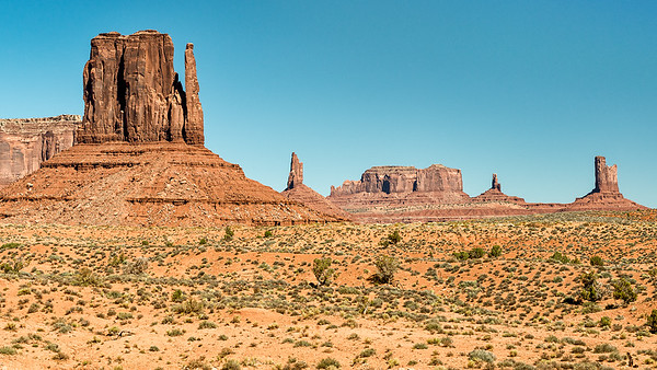 Monument Valley & Westerns