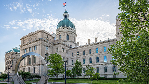Indiana Statehouse Project