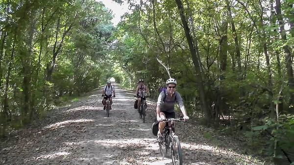Katie Bicycle Ride 2014