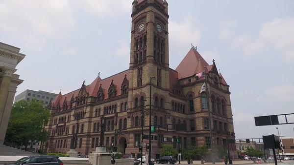 Cincinnati Historical Buildings