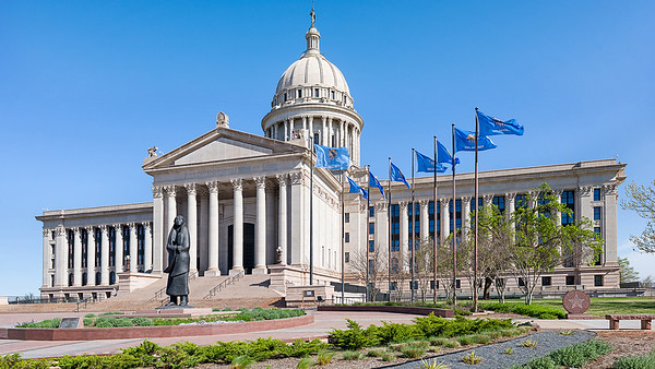 Oklahoma State Capitol Project