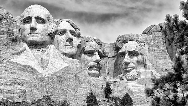 Mt Rushmore & Vicinity