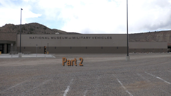 Nathinal Museum of Military Vehicles, Part 2