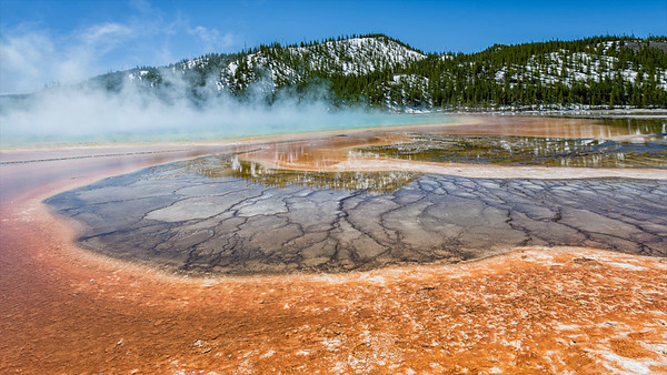 Yellowstone National Park 2021